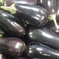 Photo de aubergine
